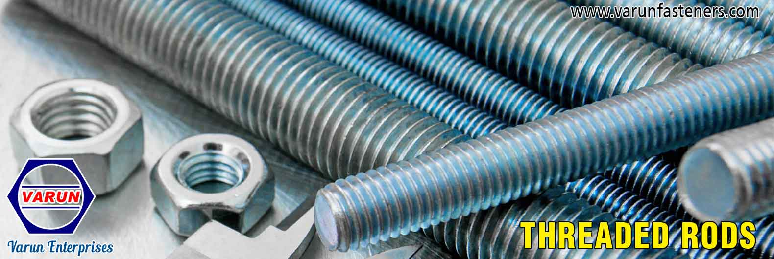 Threaded Rods Thread Bars Coil Rod manufacturers exporters suppliers in India