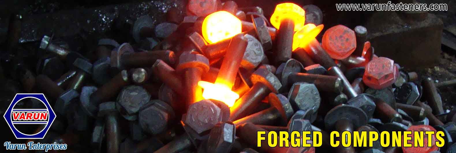 Forged Fasteners Forging Bolts Forged Nuts manufacturers exporters suppliers in India