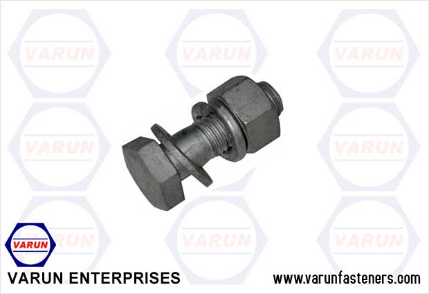 road crash barrier fasteners road fencing nuts bolts manufacturers exporters india